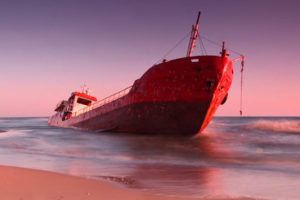 Shipwreck Disposal – Recycling
